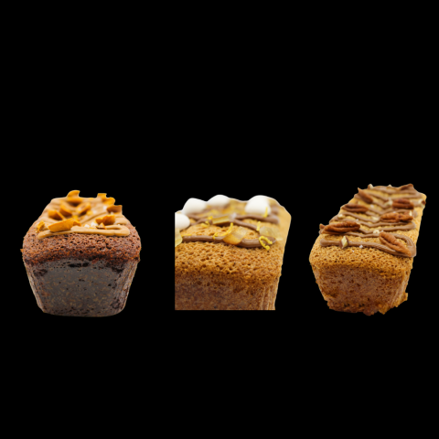 pack cakes